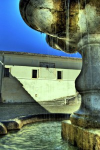 La fontana dell'Abbazia