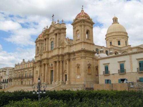 Noto - Cattedrale di Noto...un gioiello tornato a splendere