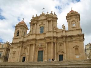 Facciata della Cattedrale di Noto