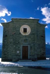 Oratorio dedicato alla Decollazione di San Giovanni Battista a Ligari di Triangia