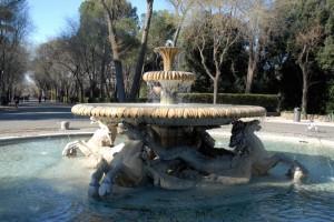 Fontana dei Cavalli marini