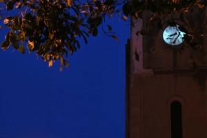 La Notte scende e il Tempo passa