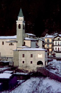 Chiesa di San Bernardo a Triangia