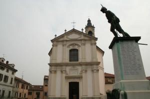 S.Agostino e il soldato