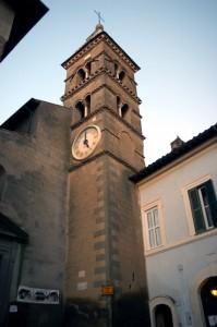 Formello - Campanile di San Lorenzo