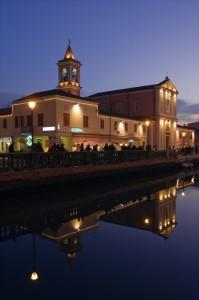 CHIESA SUL PORTO CANALE