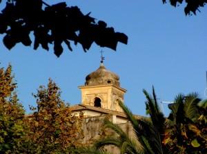 Il campanile di Trevignano