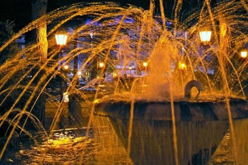 Tivoli - Giochi di acqua e di luci
