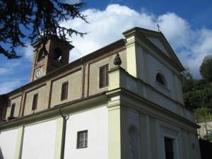 Parrocchia San giorgio Martire Caselette TO