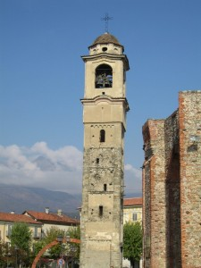Campanile Romanico Castellamonte TO
