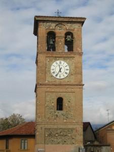 Campanile della Parrocchia Alpignano
