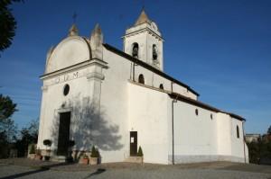 Chiesa parrocchiale - Staghiglione