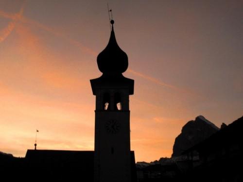 Cortina d'Ampezzo - Chiesetta di Zuel
