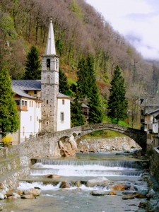 LA Chiesa foto originale