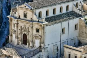 Chiesa SS. Anime del Purgatorio a Ragusa Ibla
