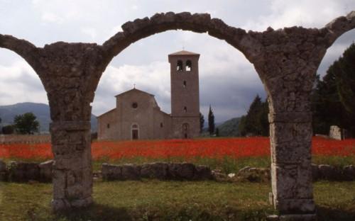 Rocchetta a Volturno - Abbazia di San Vincenzo