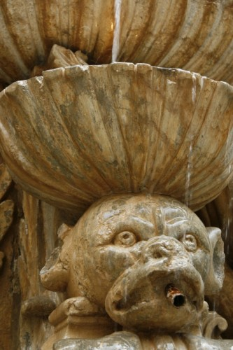 Trapani - Fontana di Saturno