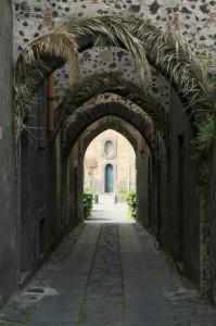 Via degli archi - Randazzo
