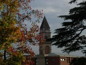 spunta il campanile