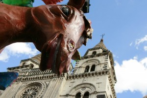 Al trotto!!! al Duomo di Acireale