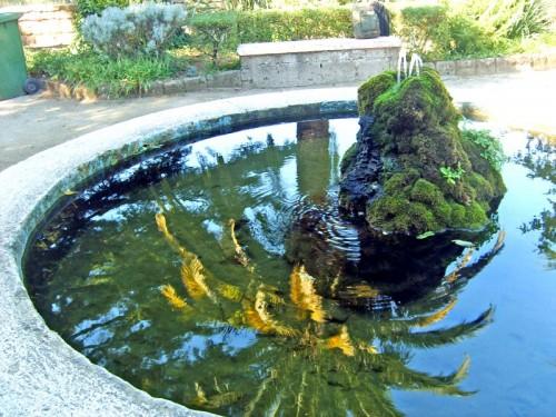 Sant'Agata De' Goti - Fontana Villa comunale di Sant'Agata de' Goti