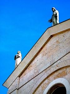 Chiesa di Villa Fontana.