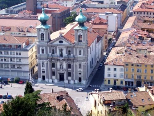 Gorizia - chiesetta di Gorizia