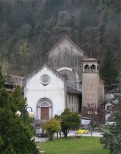 La chiesa di legno