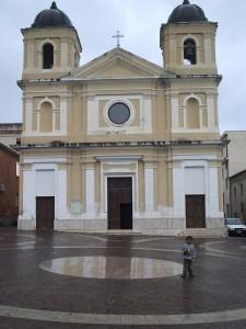 San Nicola dalla piazza