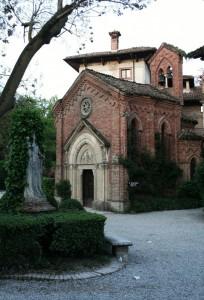 Chiesetta a Grazzano Visconti