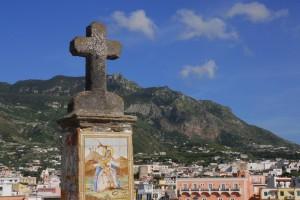 Croce S. Maria del Soccorso, Forio