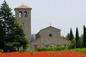 Abbazia S. Vincenzo, Rocchetta a Volturno
