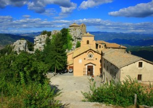 Santuario Madonna delle Grazie della Mentorella