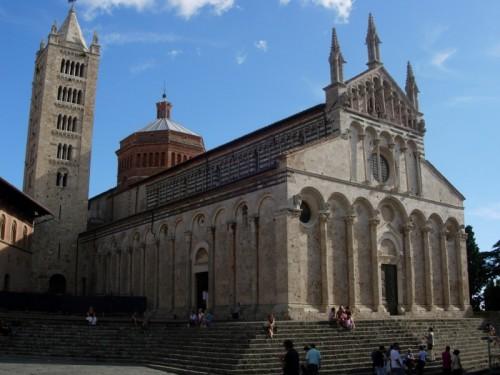 Massa Marittima - il Duomo di Massa Marittima