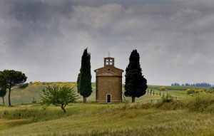 Cappella di Vitaleta #1