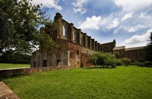 S. Galgano Abbey,Tuscan #1
