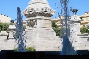 fontana inella villa comunale
