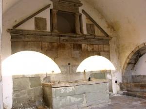 fontana del XVI secolo