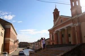Chiesa ex ospedale san camillo