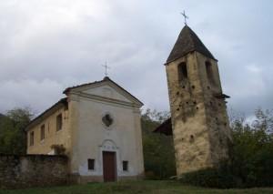 Chiesa e Campanile di San Gervasio