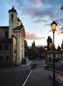 Tramonto su S. Vincenzo