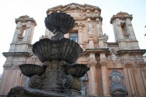 Fontana di piazza del Purgatorio