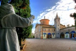 Santuario beata Vergine della salute di Puianello - Castelvetro (MO).