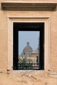 Veduta particolare Cupola Chiesa S.Agostino