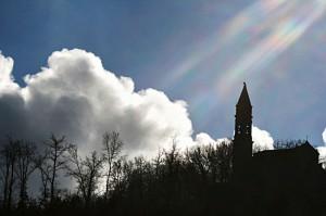 Il cielo oltre la Chiesa
