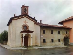 Chiesa di San Giacomo a Gerenzano (VA)