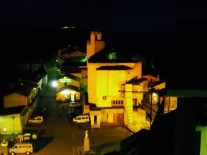 Chiesa dell'Annunziata vista di notte