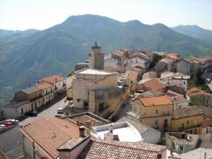 Chiesa dell'Annunziata vista dall'alto