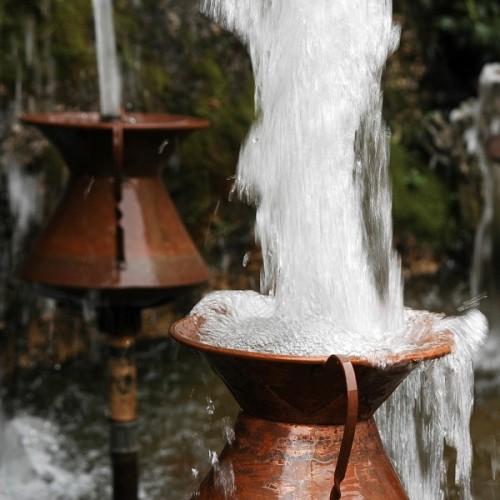 Sgurgola - La fontana dei conconi