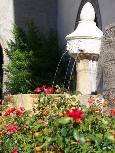Verona - La Fontana e le Rose